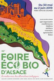 2A2MW s'invite à la Foire Eco Bio de Colmar